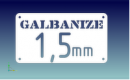 GALBANIZE1,5MM.top